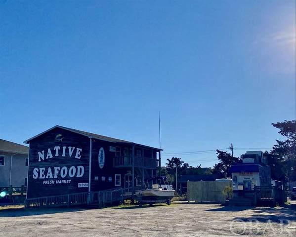 35 Beach Road Lots 5,6,7,8, Ocracoke, NC 27960 (MLS #112502) :: Brindley Beach Vacations & Sales
