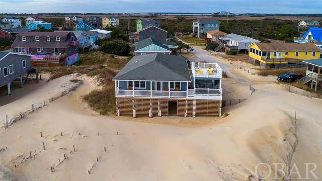 9633 F E Spencer Street Lot 11, Nags Head, NC 27959 (MLS #112505) :: Matt Myatt | Keller Williams