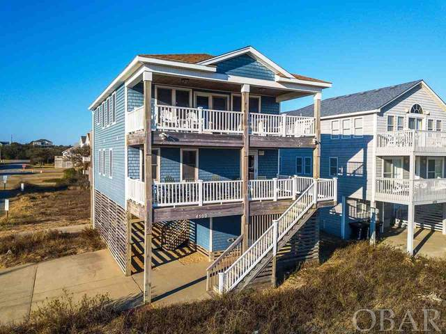 4500 N Virginia Dare Trail Lot 16, Kitty hawk, NC 27949 (MLS #112563) :: Outer Banks Realty Group