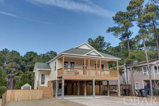 426 Burns Drive Lot 25, Kill Devil Hills, NC 27948 (MLS #112564) :: Outer Banks Realty Group