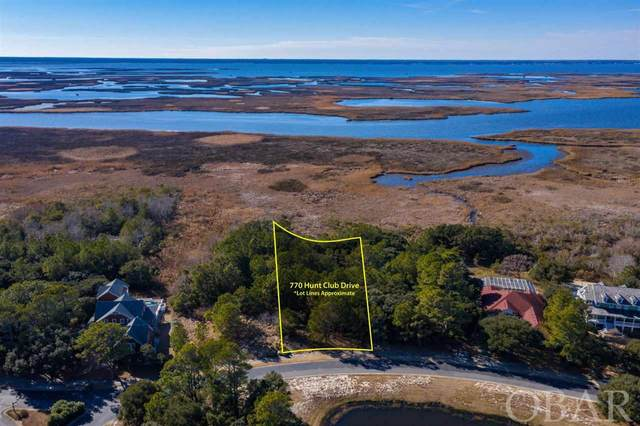 770 Hunt Club Drive Lot 320, Corolla, NC 27927 (MLS #112583) :: Surf or Sound Realty