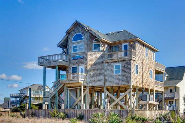 23212 Sea Oats Drive Lot 18, Rodanthe, NC 27968 (MLS #112584) :: Randy Nance | Village Realty