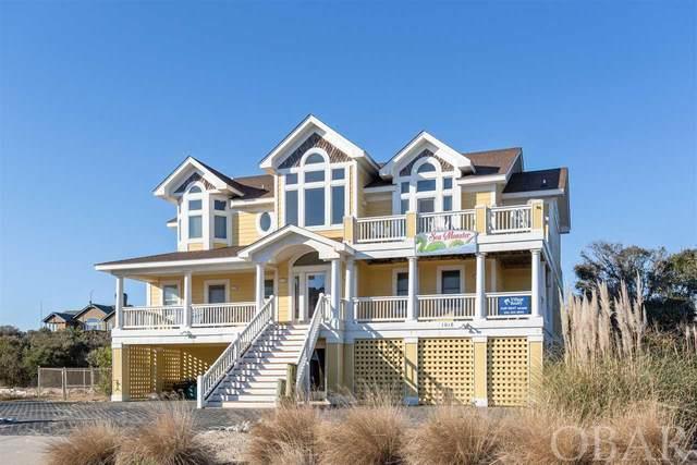 1016 Lighthouse Drive Lot 21, Corolla, NC 27927 (MLS #112613) :: Brindley Beach Vacations & Sales