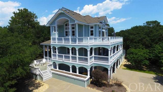 639 Hunt Club Drive Lot 185, Corolla, NC 27927 (MLS #112632) :: Corolla Real Estate | Keller Williams Outer Banks