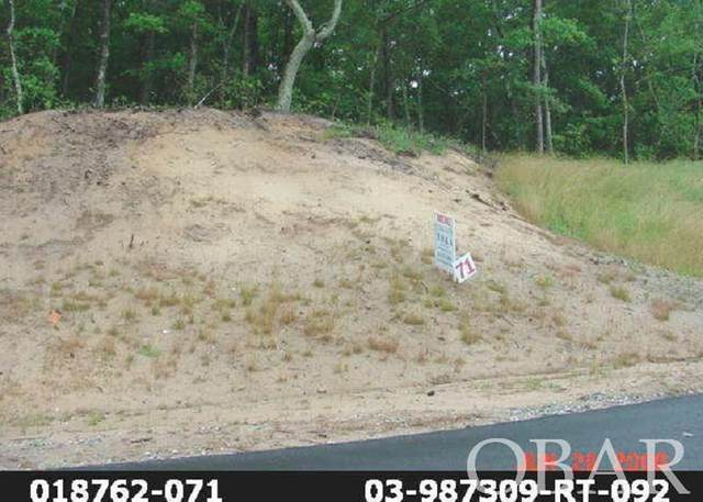 125 Old Holly Lane Lot 71, Kill Devil Hills, NC 27948 (MLS #112635) :: Matt Myatt | Keller Williams