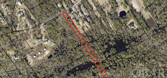 0 Piney Ridge Road Lot#Pt 9, Frisco, NC 27936 (MLS #112670) :: Outer Banks Realty Group