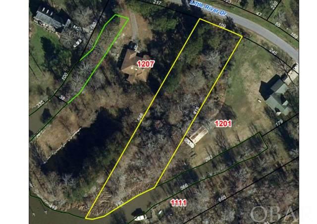 00000 Little River Drive Lot B Part 1, Elizabeth City, NC 27909 (MLS #112735) :: Brindley Beach Vacations & Sales