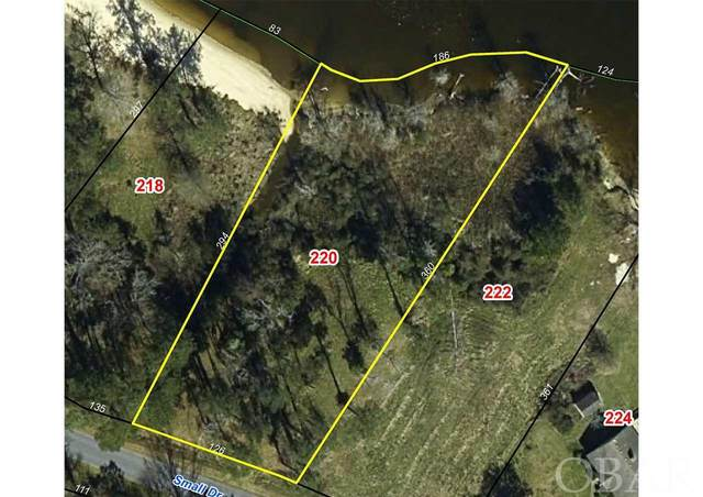 220 Small Drive Lot 53, Elizabeth City, NC 27909 (MLS #112813) :: Outer Banks Realty Group