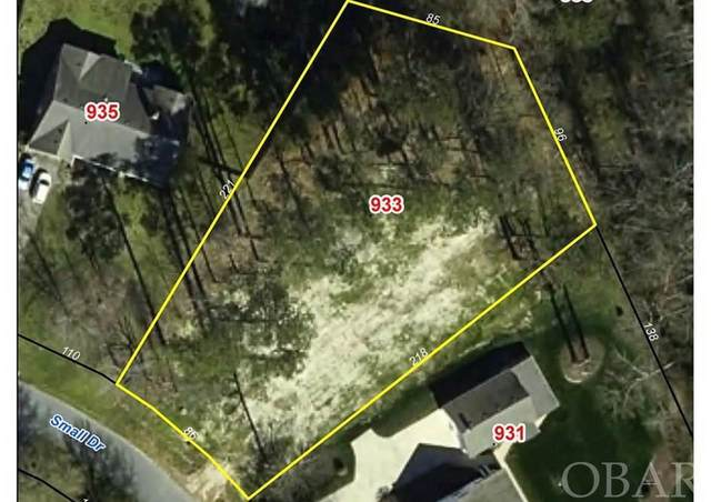933 Small Drive Lot 4, Elizabeth City, NC 27909 (MLS #112815) :: Outer Banks Realty Group