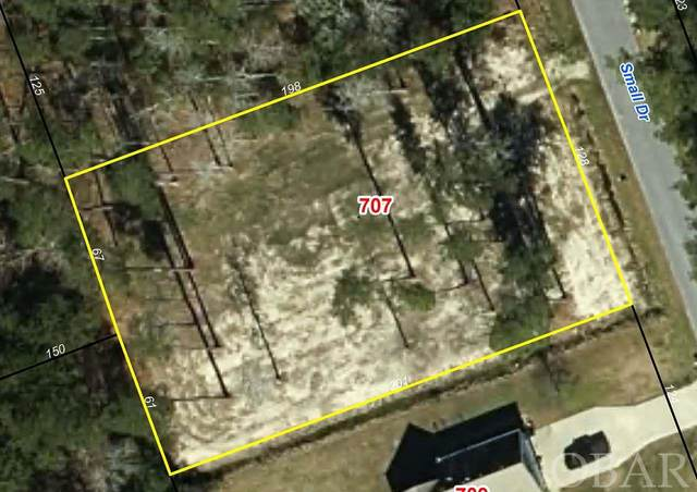 707 Small Drive Lot 61, Elizabeth City, NC 27909 (MLS #112818) :: Outer Banks Realty Group