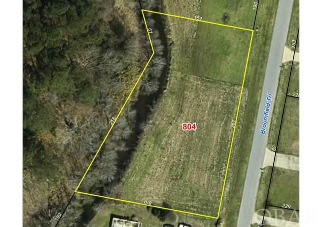 804 Broomfield Trail Lot 155, Elizabeth City, NC 27909 (MLS #112820) :: AtCoastal Realty