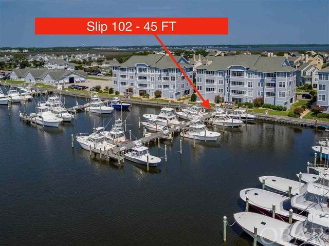 102 Yacht Club Court Slip 102, Manteo, NC 27954 (MLS #112832) :: Outer Banks Realty Group