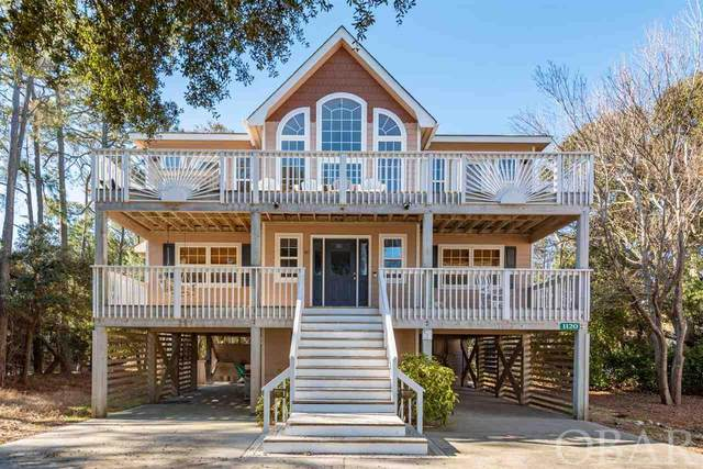 1120 Gray Court Lot 8, Corolla, NC 27927 (MLS #112875) :: Outer Banks Realty Group