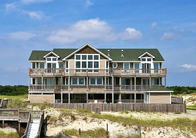 1896 Ocean Pearl Road Lot 14, Corolla, NC 27927 (MLS #112884) :: Outer Banks Realty Group