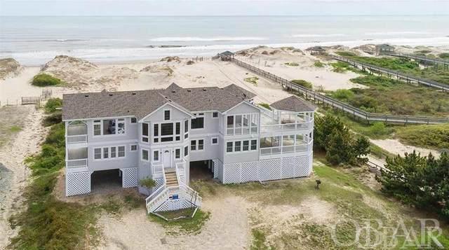 1467 Ocean Pearl Road Lot #1, Corolla, NC 27927 (MLS #112907) :: Brindley Beach Vacations & Sales