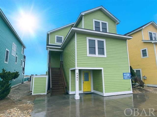 6905 S Virginia Dare Trail Lot 3, Nags Head, NC 27959 (MLS #112960) :: Brindley Beach Vacations & Sales