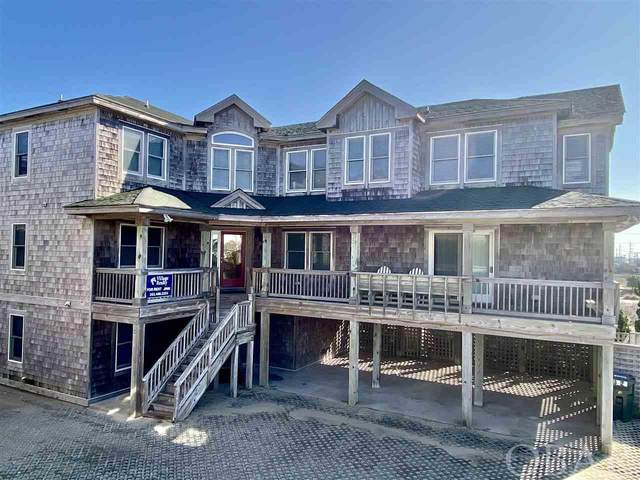 3535 S Virginia Dare Trail Lot 57R, Nags Head, NC 27959 (MLS #112969) :: Brindley Beach Vacations & Sales