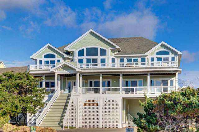 57306 Lighthouse Road Lot 33, Hatteras, NC 27943 (MLS #113016) :: Brindley Beach Vacations & Sales