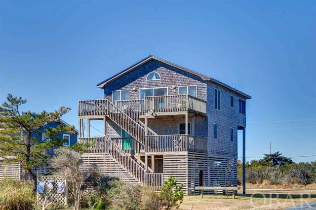 24153 Seabreeze Drive Lot 20, Rodanthe, NC 27968 (MLS #113049) :: Brindley Beach Vacations & Sales