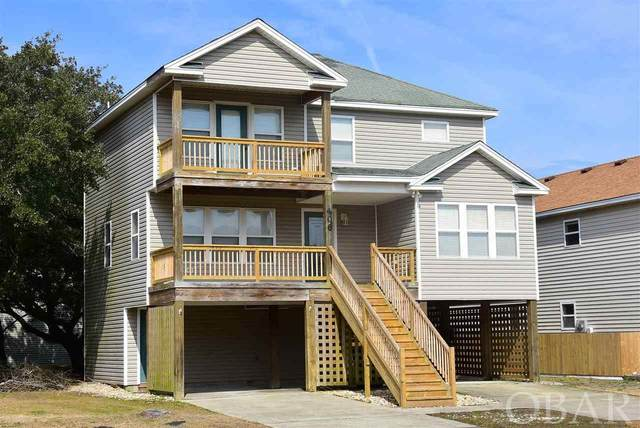406 W Walker Street Lot # 23&24, Kill Devil Hills, NC 27949 (MLS #113103) :: Brindley Beach Vacations & Sales