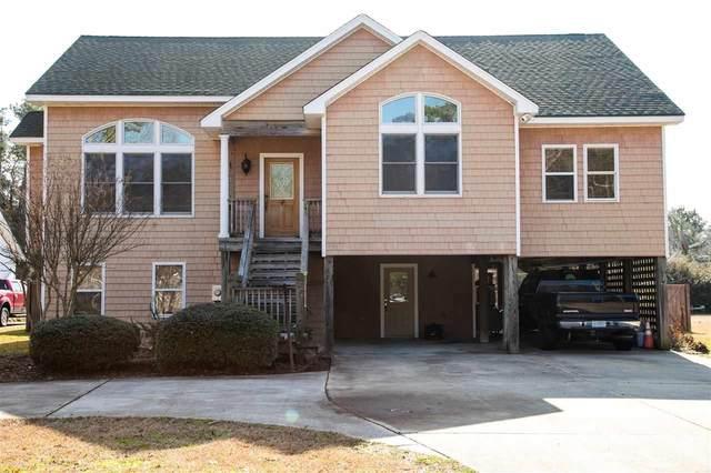 120 Holly Ridge Road Lot 1, Manteo, NC 27954 (MLS #113150) :: Sun Realty