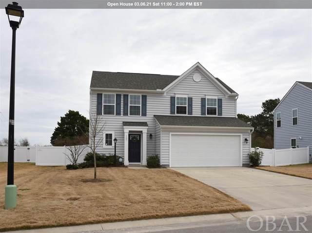 107 Green Lake Road Lot #1, Moyock, NC 27958 (MLS #113168) :: Matt Myatt | Keller Williams