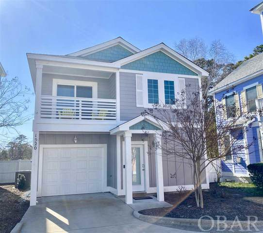 1520 Baileys Bay Road Unit #11, Kill Devil Hills, NC 27948 (MLS #113212) :: Outer Banks Realty Group