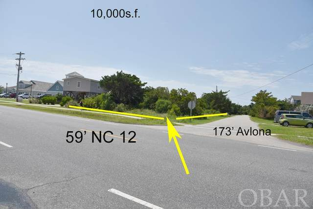 Avlona Avenue Lot 3, Avon, NC 27915 (MLS #113215) :: Outer Banks Realty Group