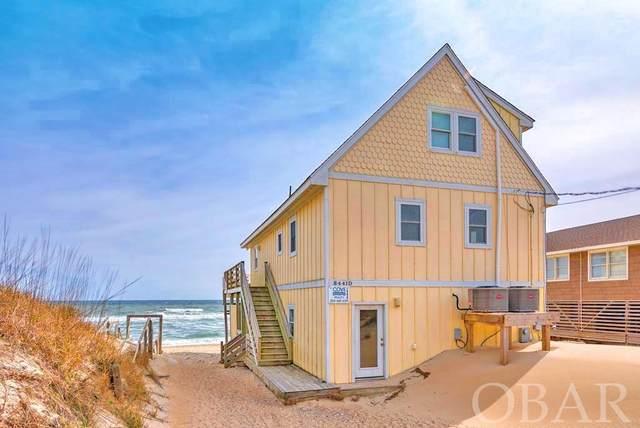 8441D E Whitecap Street Unit 1/Lot 2, Nags Head, NC 27959 (MLS #113265) :: Brindley Beach Vacations & Sales