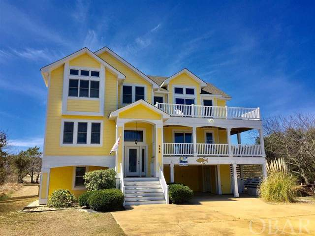 938 Corolla Drive Lot 67, Corolla, NC 27927 (MLS #113391) :: Brindley Beach Vacations & Sales