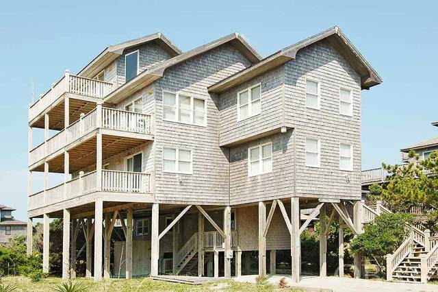 58220 Sea View Drive Lot 7, Hatteras, NC 27943 (MLS #113636) :: Sun Realty