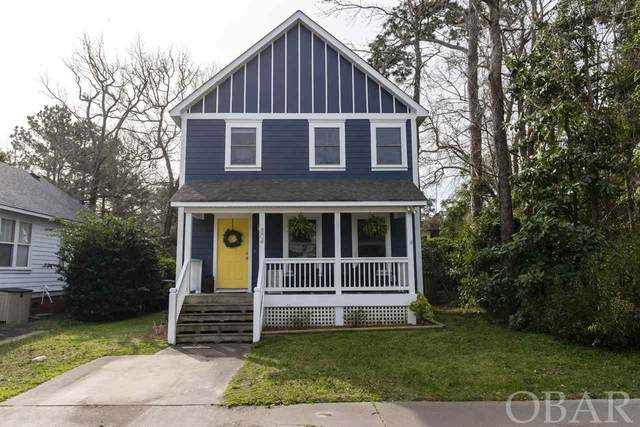 804 George Howe Street Lot 35, Manteo, NC 27954 (MLS #113749) :: Brindley Beach Vacations & Sales