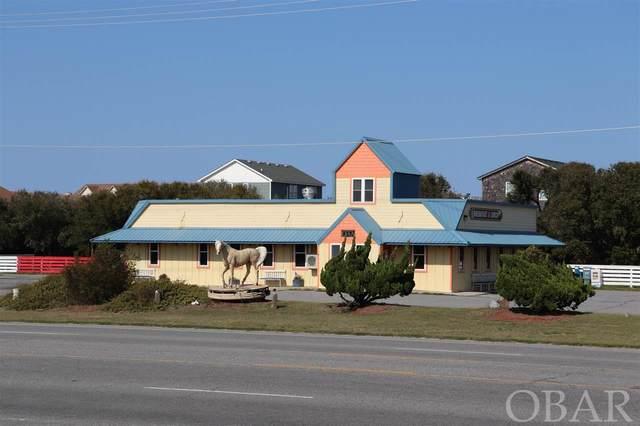 3801 N Croatan Highway Lot 25-28, Kitty hawk, NC 27949 (MLS #113785) :: Randy Nance | Village Realty