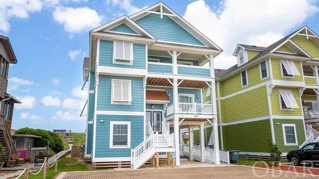 2411 S Virginia Dare Trail Lot 1, Nags Head, NC 27959 (MLS #113795) :: Brindley Beach Vacations & Sales