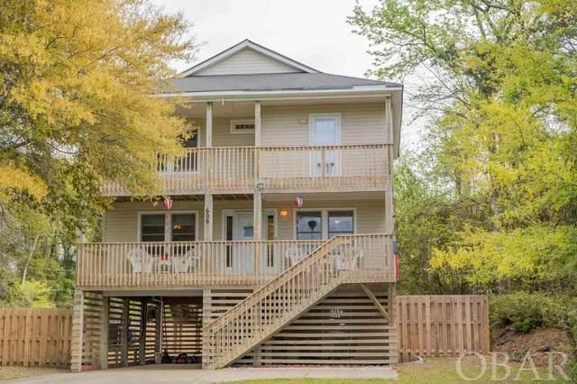 606 Colington Drive Lot 116, Kill Devil Hills, NC 27948 (MLS #113858) :: Brindley Beach Vacations & Sales