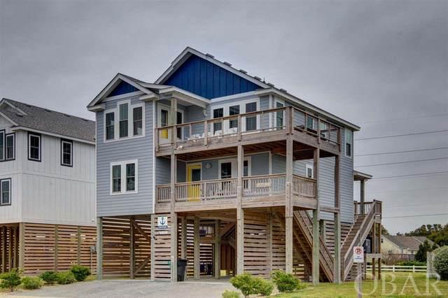 27198 Black Dog Lane Lot 2, Salvo, NC 27972 (MLS #113861) :: Brindley Beach Vacations & Sales