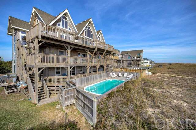 57493 Lighthouse Road Lot 17, Hatteras, NC 27943 (MLS #113872) :: AtCoastal Realty