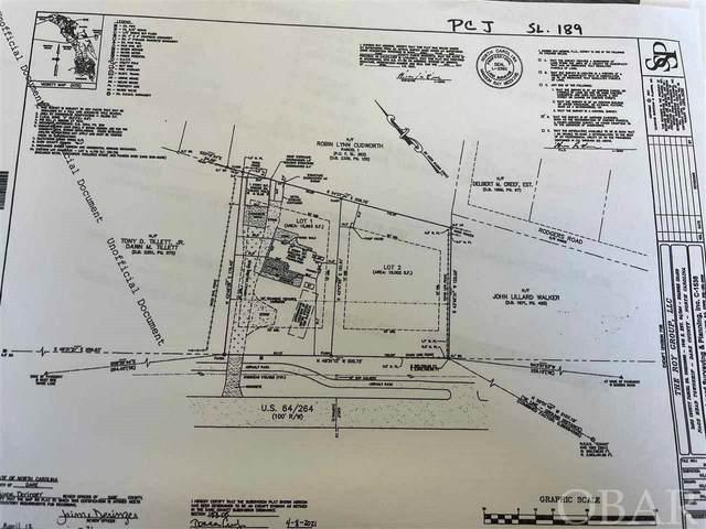 1043 Lot 2 N Highway 64/264 Lot 2, Manteo, NC 27954 (MLS #113878) :: Matt Myatt | Keller Williams