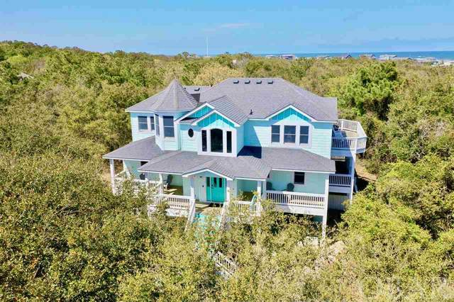 102 Chicahauk Trail Lot 152, Southern Shores, NC 27949 (MLS #113968) :: Outer Banks Realty Group