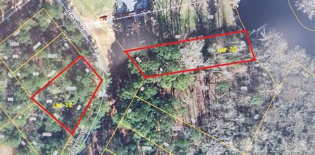 1605 & 1610 Fox Trail Lot 12 & 20, Edenton, NC 27932 (MLS #113981) :: AtCoastal Realty