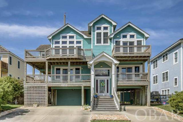 4816 E Engagement Hill Loop Lot 9, Nags Head, NC 27959 (MLS #113985) :: Midgett Realty