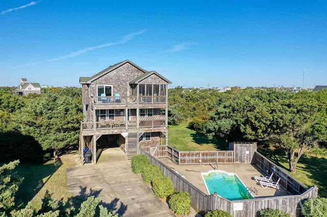 57210 Atlantic View Drive Lot 10, Hatteras, NC 27943 (MLS #114047) :: Outer Banks Realty Group