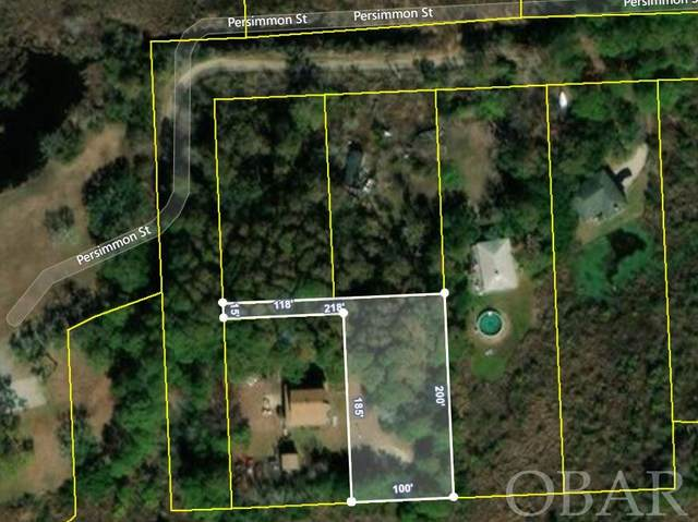 1162 Persimmon Street Lot #35, Corolla, NC 27927 (MLS #114089) :: Outer Banks Realty Group
