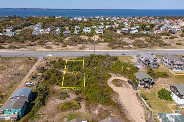 4321 S Croatan Highway Lot 2, Nags Head, NC 27959 (MLS #114095) :: Great Escapes Vacations & Sales