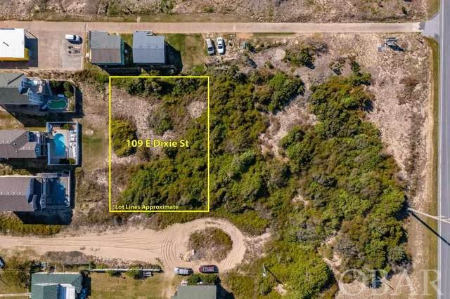 109 E Dixie Street Lot 2, Nags Head, NC 27959 (MLS #114097) :: Great Escapes Vacations & Sales