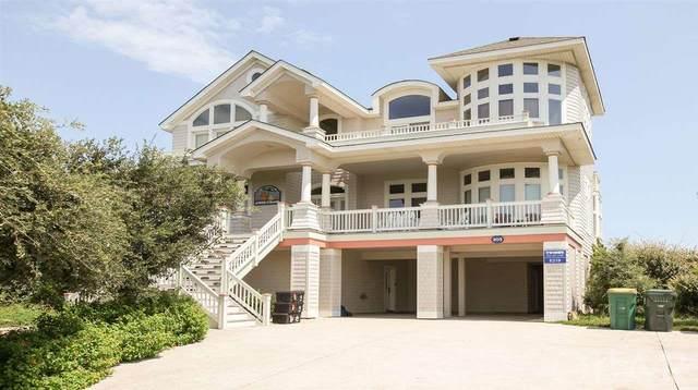 203 Hicks Bay Lane Lot 219, Corolla, NC 27927 (MLS #114100) :: Sun Realty