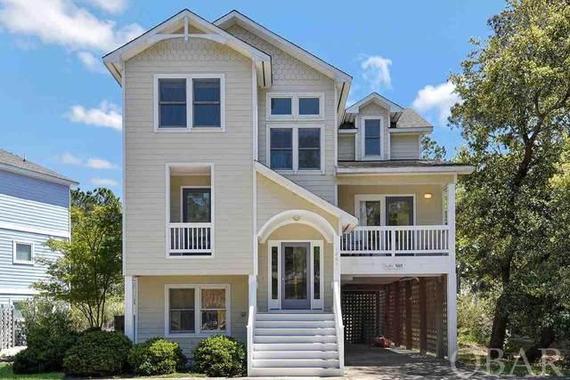 1261 Lakeside Drive Lot 20, Corolla, NC 27927 (MLS #114109) :: Corolla Real Estate | Keller Williams Outer Banks