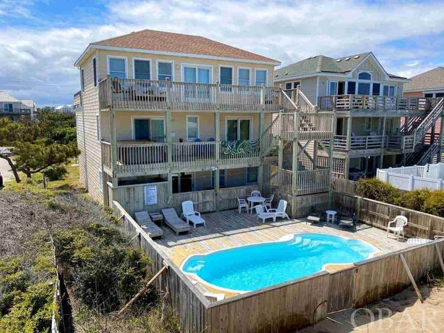 4813 S Virginia Dare Trail Lot Pt 4, Nags Head, NC 27959 (MLS #114129) :: Great Escapes Vacations & Sales