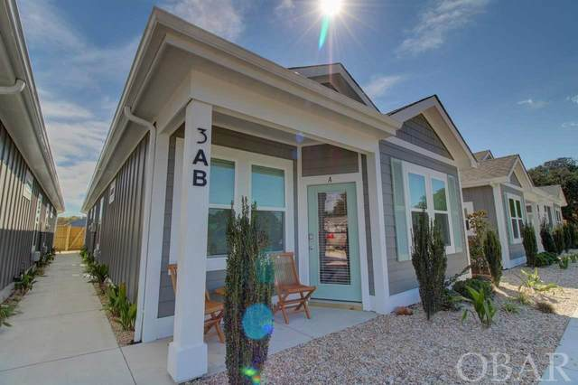 1017 Ocean Trail Unit 3 B, Corolla, NC 27927 (MLS #114163) :: Matt Myatt | Keller Williams