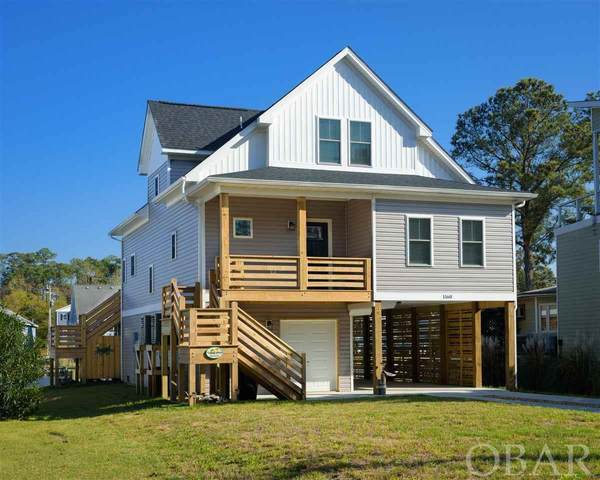 1160 Harbour View Drive Lot 23, Kill Devil Hills, NC 27948 (MLS #114187) :: Matt Myatt | Keller Williams